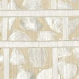 Shades Of Pale Wallpaper Capiz Shells SOP1061 By Omexco For Brian Yates